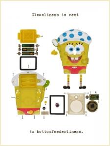 2011-10-10 Spongebob Shower Companion