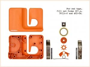 2012-12-26 Leifheit Tape Dispenser