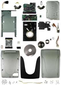 2009-11-05 Deconstruction 1 - External Hard Disk